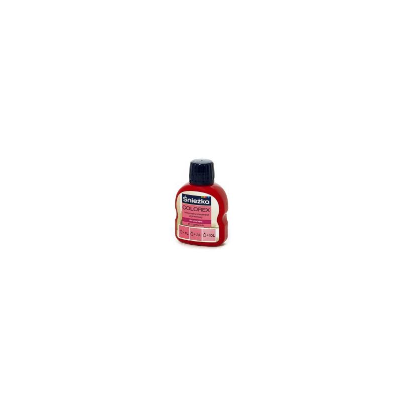 Pigmentas 100ml. COLOREX raudonas N23, SNIEŽKA