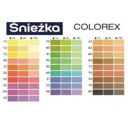 Pigmentas 100ml. COLOREX riešutas vidutinis N71, SNIEŽKA