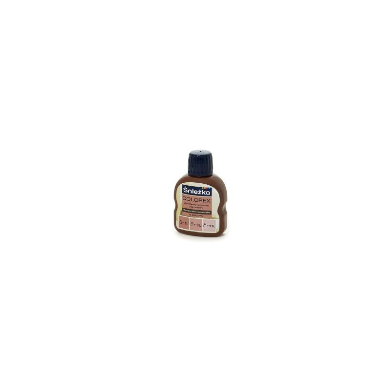 Pigmentas 100ml. COLOREX rudas N74, SNIEŽKA