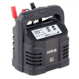 Impulsinis akumuliatorių pakrovėjas 12V, 12A, 6-200Ah YATO YT-8302