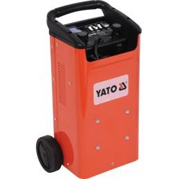 Pakrovėjas-paleidėjas, 12V, 390A/24,360A, 700Ah YATO YT-83061