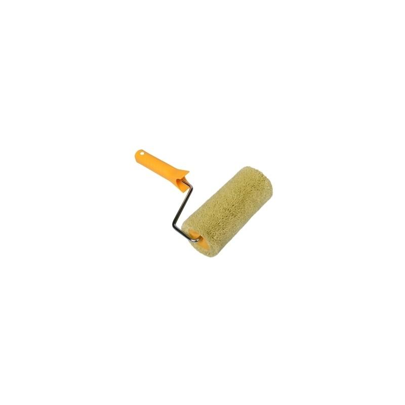 Volelis, plotis-25cm. Ø48mm. d-8mm. plaukelių ilgis-18mm. poliakrilinis HARDEX HARDY 104825