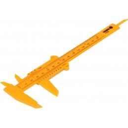 Slankmatis plastikinis 0-150mm. VOREL Y-15120