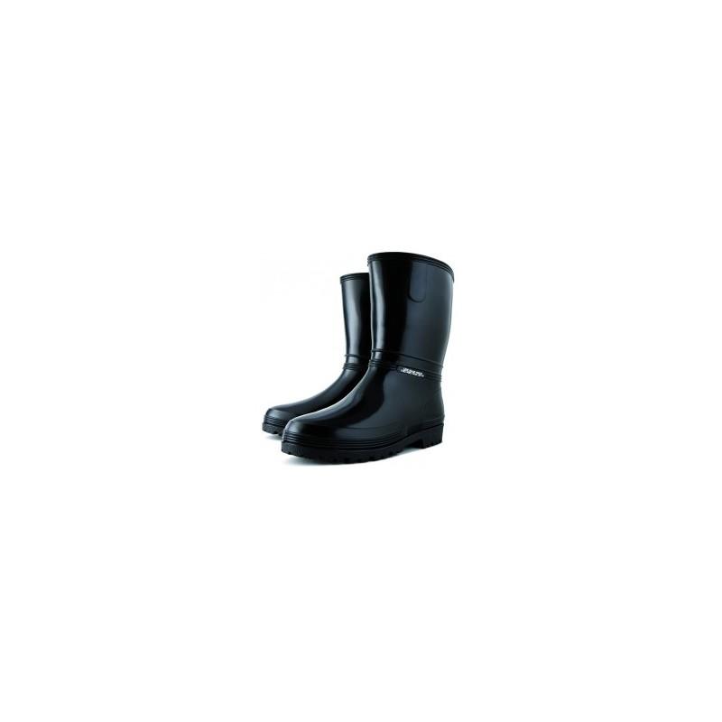 Guminiai batai 36-40 dydis, moteriški RAINNY BLACK Lenkija
