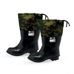 Guminiai batai 40-47 dydis, su prailginimu H40cm. pašiltinti veltiniu