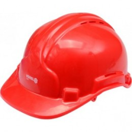 Šalmas statybinis IIkl. raudonas, 50-56 dydis VOREL Y-74191