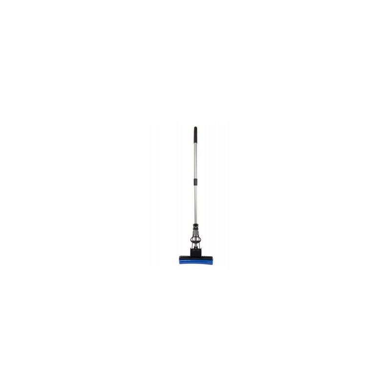 Šepetys grindinių plovimo su teleskopiniu kotu 75-110cm. MOP 4820575