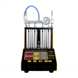 Degalų įpurškimo testeris ir purkštukų valymo įrenginys AUTOTOOL CL150