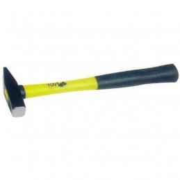 Plaktukas šaltkalviškas 1,0kg. L-360mm. plastikiniu kotu. DIN1041