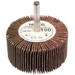 Šlifavimo diskas 60x30x6mm. NR.100 su koteliu YATO YT-83364