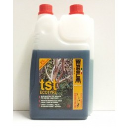 Dvitaktė sintetinė alyva 1ltr. (žalia) BERGOLINE TST ECOTYPE