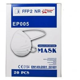 Respiratorius 20vnt. FFP2/NR, CE