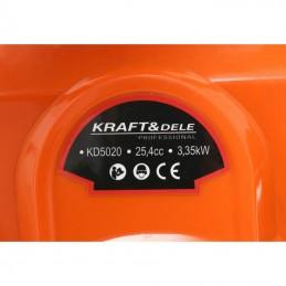 Gyvatvorių žirklės benzininės 3,35kW KD5020