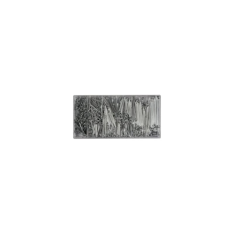 Kaiščių rinkinys 1000vnt. YATO YT-06885