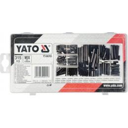 Kaiščių rinkinys volelio formos 315vnt. YATO YT-06785