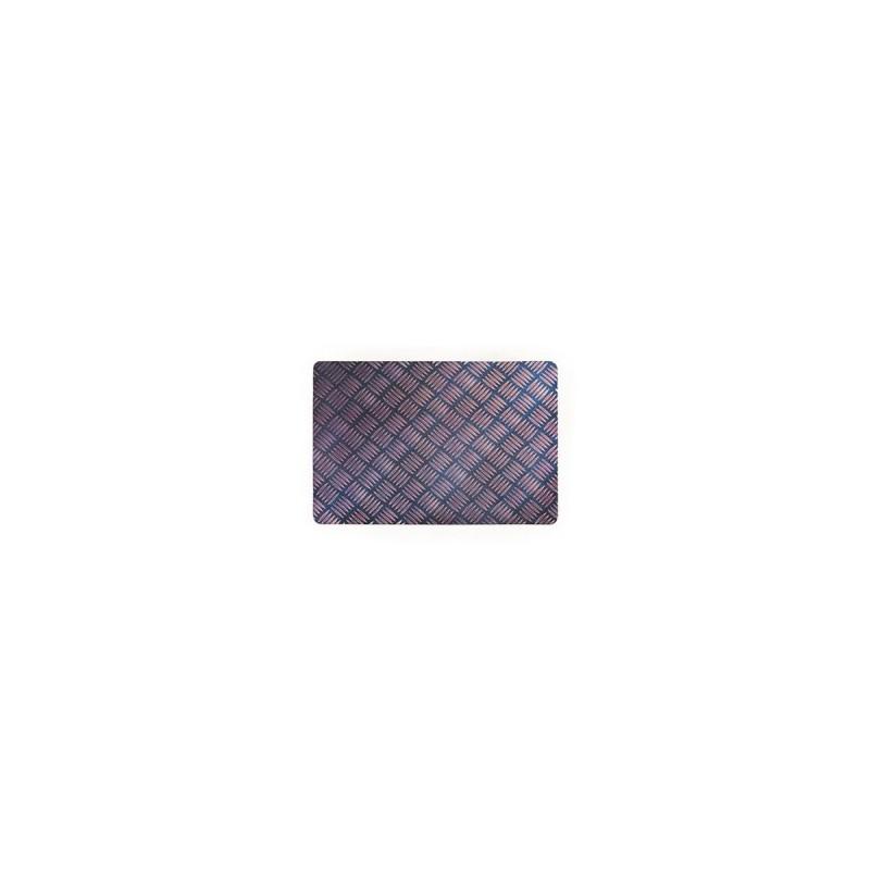 Kilimėlis durų guminis 41x61cm. IRON SHEET
