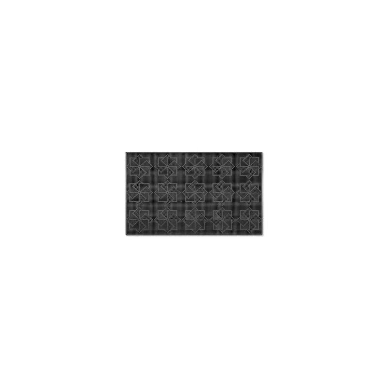 Kilimėlis durų guminis 58x36,5cm. K16 Ukraina