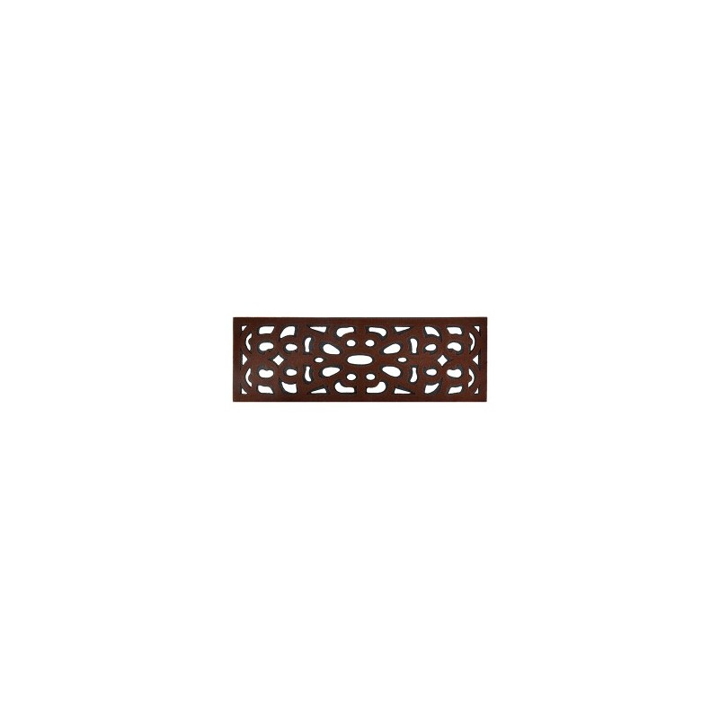 Kilimėlis laiptų guminis 24x72cm. kavos sp. ST1029