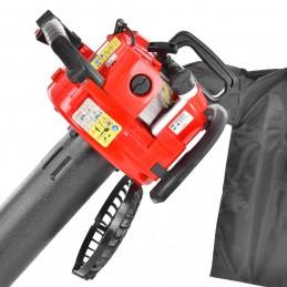 Lapų pūstuvas-rinktuvas, benzininis 0.8kW, HECHT 9254