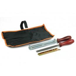 Galandimo rinkinys 4,8mm. 4,0 mm.pjūklų grandinėms AKC0103