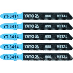 Pjūkleliai siaurapjūkliui (metalui), 32 dant. YATO YT-3414