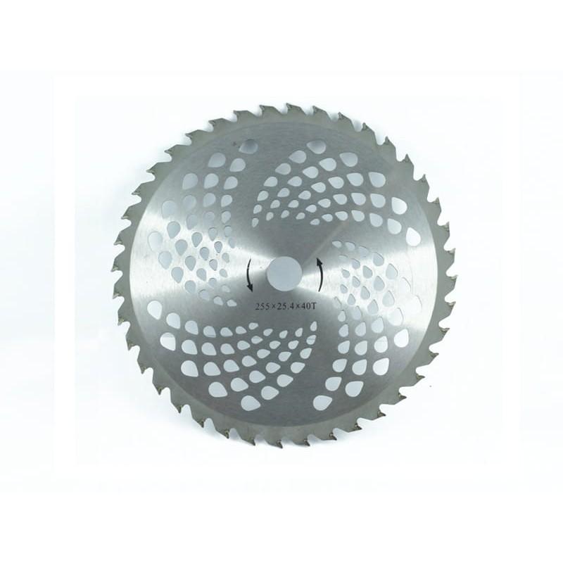 Pjovimo diskas trimeriui Ø25,4mmx25,5cm. 40T AKC0084