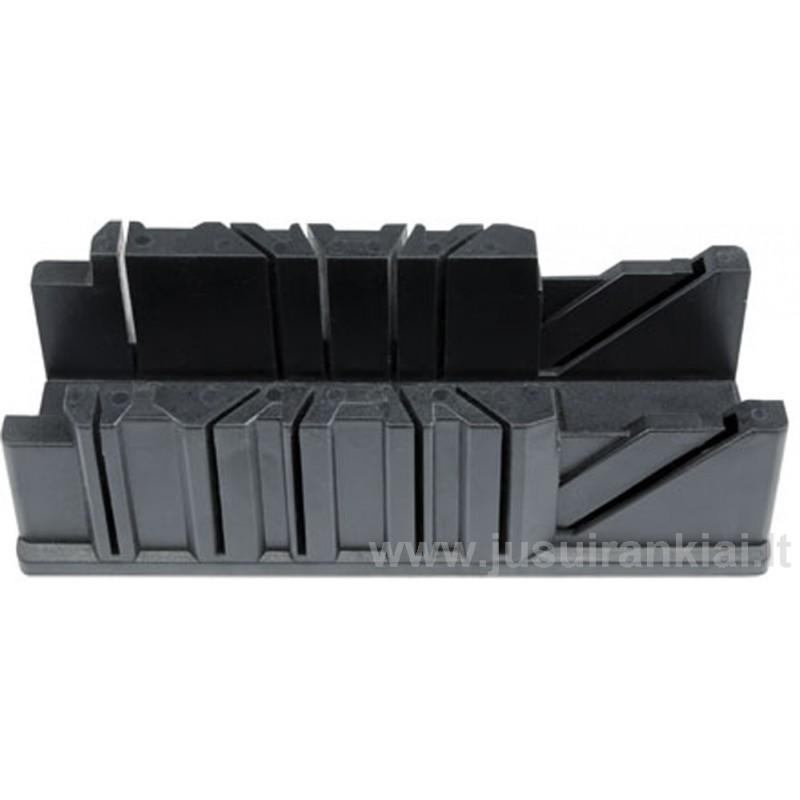Lovelis 230x50mm. plastmasinis kampų pjovimui VOREL 29317