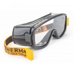 Apsauginiai akiniai, PVC/nailonas PM-GO-OG3
