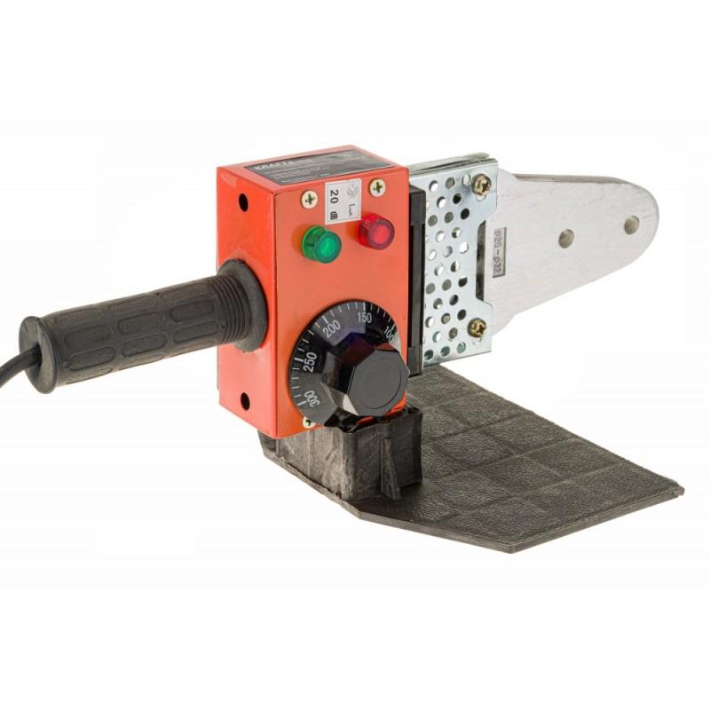 Suvirinimo aparatas 1300W termoplasto vamzdžiams (PVC) KD3070