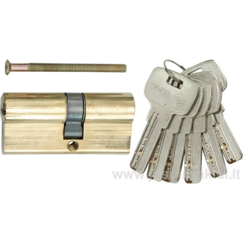 Spynos šerdelė 72,31/41mm. žalvarinė VOREL 77192