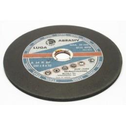 Diskas šlifavimui 400x40x127mm. 25A tipas1 LUGA Rusija
