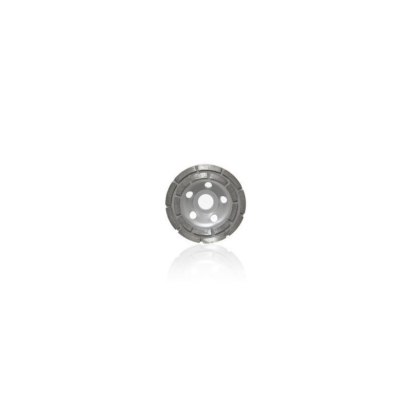 Diskas šlifavimui deimantinis plokščias 115mm. CROWNMAN 0859115