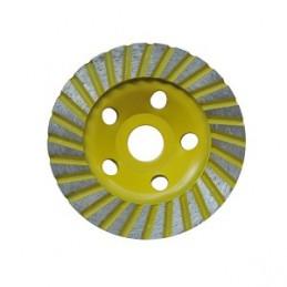 Diskas šlifavimui deimantinis plokščias 115mm. CROWNMAN 0860115