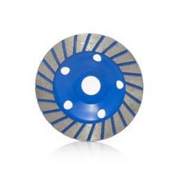 Diskas šlifavimui deimantinis plokščias 125mm. išcentrinis HR16377