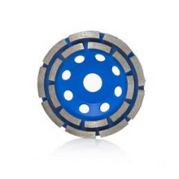 Diskas šlifavimui deimantinis plokščias 125mm. HR16375