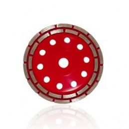 Diskas šlifavimui deimantinis plokščias 180mm. CROWNMAN 0859280