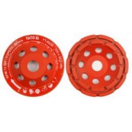 Diskas šlifavimui deimantinis betonui 125mm. YATO YT-6030