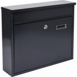 Pašto dėžutė 310x360x100 grafitinė VOREL Y-78576