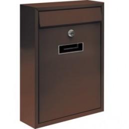 Pašto dėžutė 360x260x80 ruda VOREL Y-78557
