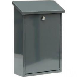 Pašto dėžutė 400x250x100 pilka VOREL Y-78571