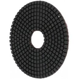 Diskas Ø125mm. 1500 deimantinis akmens šlifavimui FASTER TOOLS