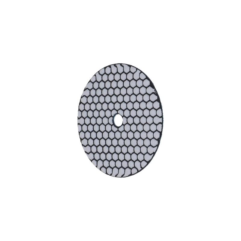 Diskas Ø125mm. 400 deimantinis keramikos/granito šlifavimui FASTER TOOLS