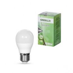 Lemputė LED A60 E27 230V 10W 806LM 4000K balta GREELUX