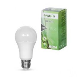 Lemputė LED A60 E27 230V 15W 1350LM 3000K gelsva GREELUX