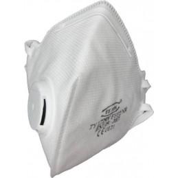 Respiratorius-kaukė su vožtuvu 10 vnt. KN95 FFP2 CE