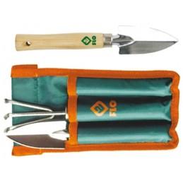 Įrankių rinkinys 3vnt. sodui-daržui FLO Y-99028