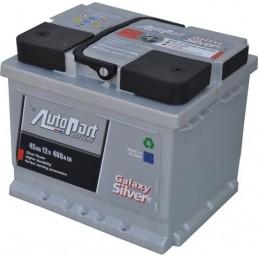 Akumuliatorius 45Ah 480A (-/+) AUTOPARTS SILVER AKU45AUTOPARTSIL
