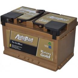 Akumuliatorius 77Ah 800A (-/+) AUTOPART GOLD AKU77AUTOPARTGOL