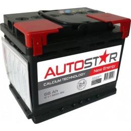 Akumuliatorius 66Ah 520A (-/+) AUTOSTAR AK-AP56601
