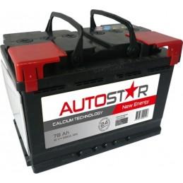 Akumuliatorius 78Ah 680A (-/+) AUTOSTAR AK-AKP57801